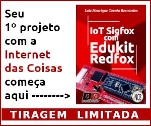IoT Sigfox com Edukit Redfox