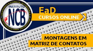 Ead Curso online de matriz de contatos