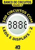 100 Circuitos com LEDs e Displays - 2